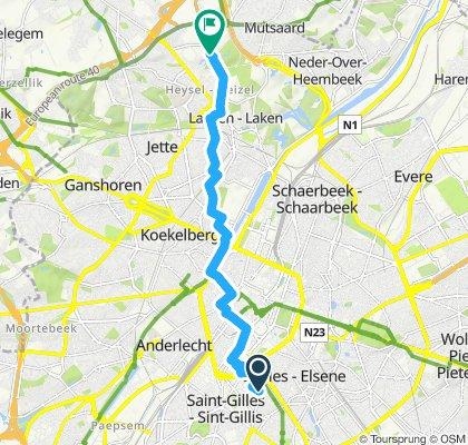 Ibis Brüssel-Atomium