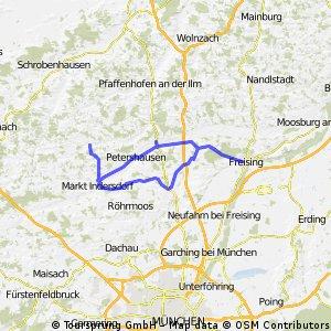 Vierkirchen Freising Indersdorf