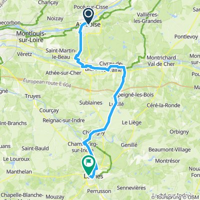 Amboise - Loches