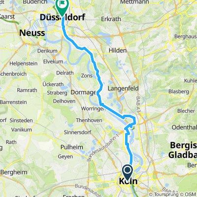 koln-dusseldorf