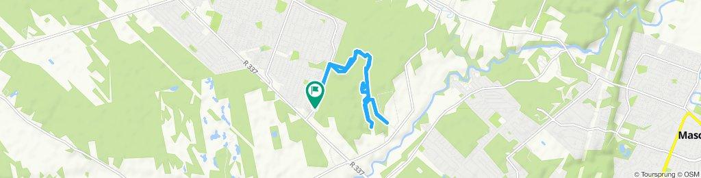 trail laplaine