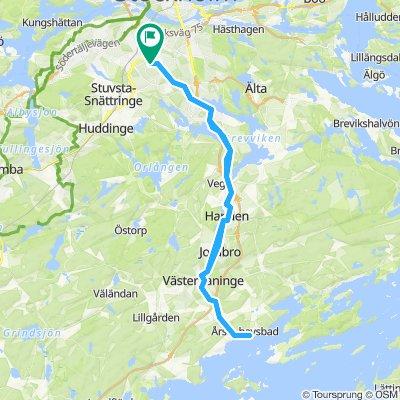 Örby - Årstahavsbad ToR