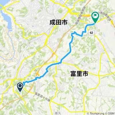 酒々井まがり家~成田市さくらの山公園