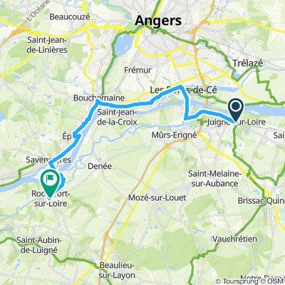 Juigne to Rochefort