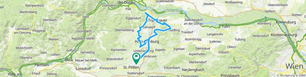 Wetterkreuz-Korkenzieher Runde E-MTB
