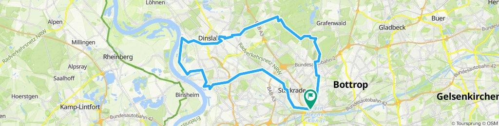 Hoag - Rhein - Emscher - Rotbach