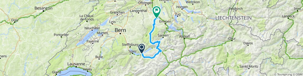 D.Tour 2019 - Day 2 -  Challenge Route - After Recon