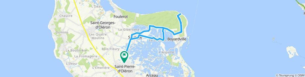 Saint Pierre, boyardplage