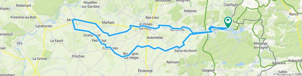 Val Joly - Maroilles (samedi)