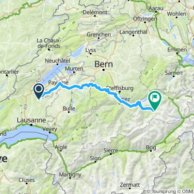 Ogens - Grindelwald