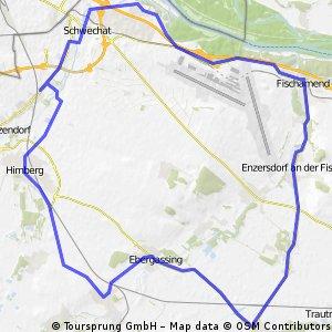 L-Himberg-Gramatneusiedl-Götzendorf-Magareten am Moos-Fischamend_Mannswörth_L