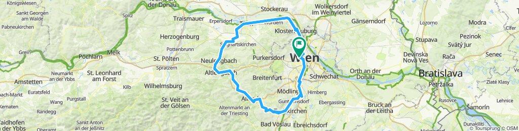 Kleine Wienerwaldrunde