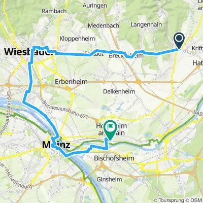 Hofheim - Hochheim