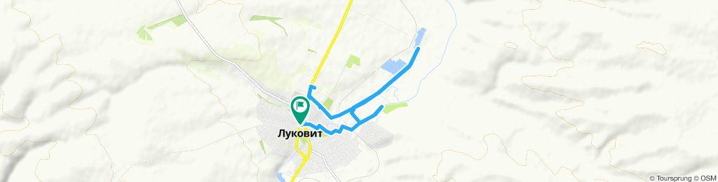 Easy ride in Lukovit