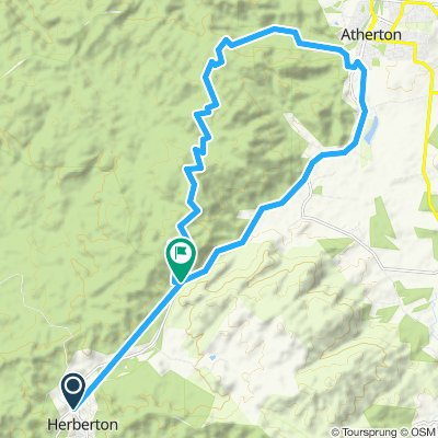 Herberton/Atherton Range