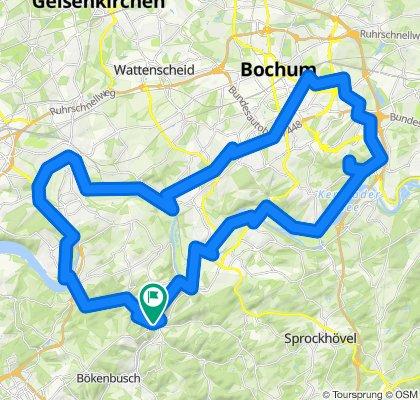 Zum Botanischen Garten Bochum 3