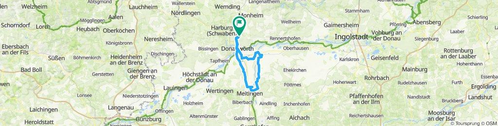 Rundfahrt Nordendorf