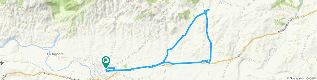 ruta campo