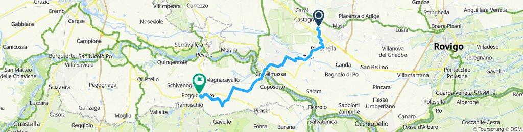 Villa d'Adige - Poggio Rusco