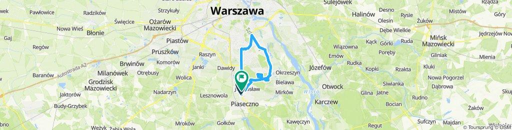 Piaseczno/ Dolinka Sł./ Wilanów/ Powsin