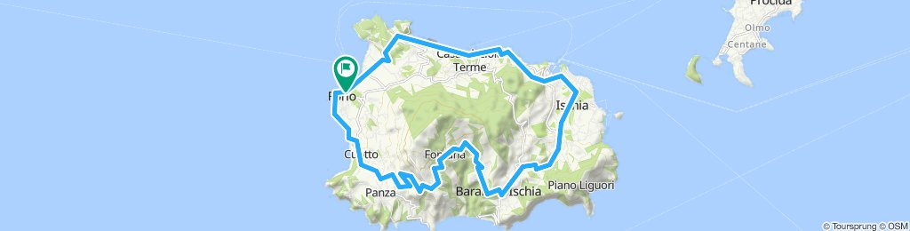 Ischia Circular Forio
