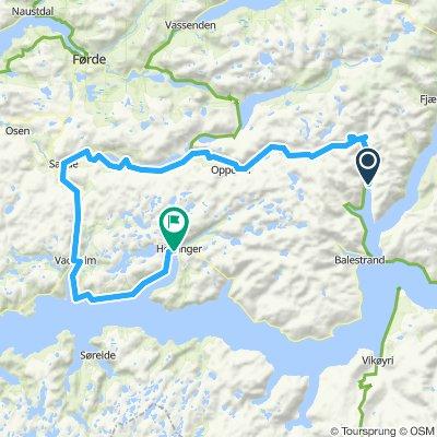 Vetlefjorden-Høyanger