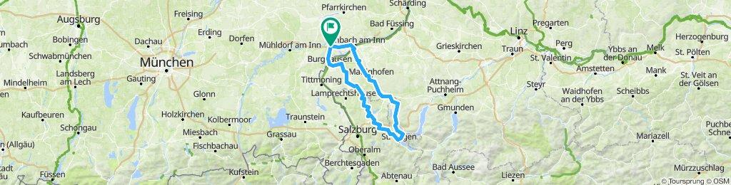 RCR: Marktl - Mondsee (200 km) 20.07.2019