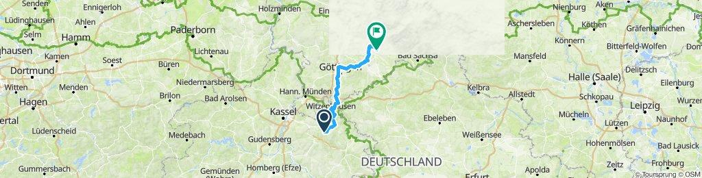 Laudenbach - Hattorf