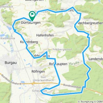 Glöttal-Radweg / Holzwinkeltour