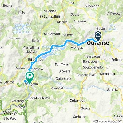Ourense - Cortegada