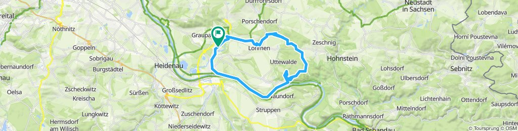 Radtour Sportgruppe 02.07.19