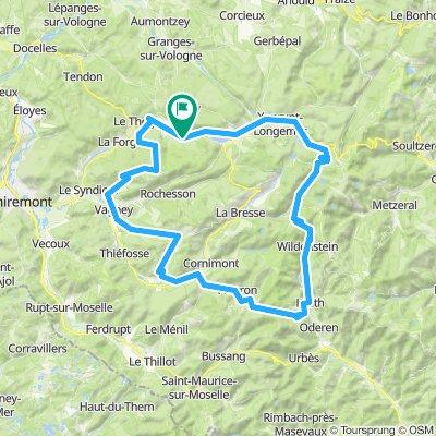 Wildenstein - Col d'Oderen - Le Haut du Tôt