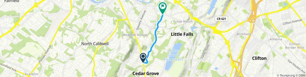 (BEST) Through Cedar Grove Along Peckman