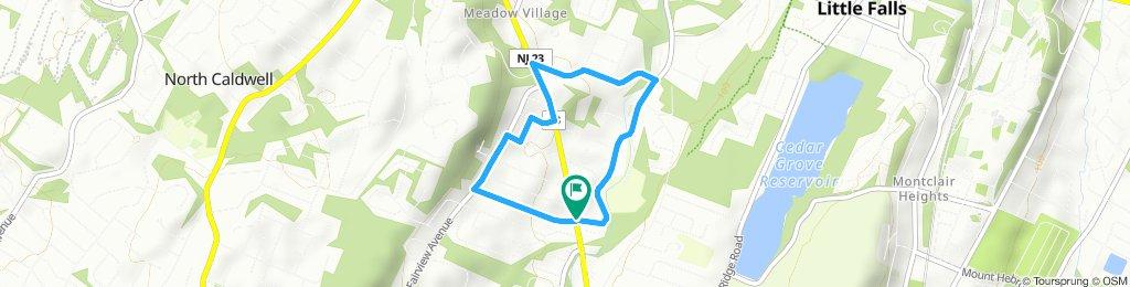 Cedar Grove - Short Loop