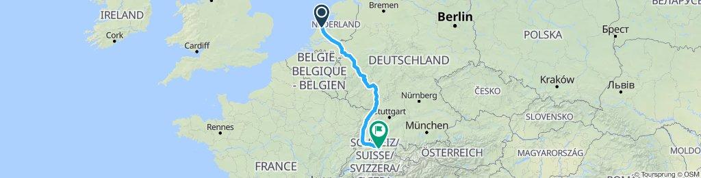 Hollandtour