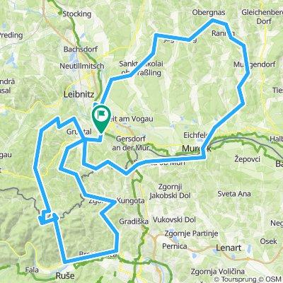 Südsteiermark 2 Tage