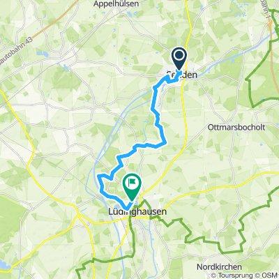 Kleeblat-Tour 1: Zum Venner Moor und in die Davert (Teil 2)