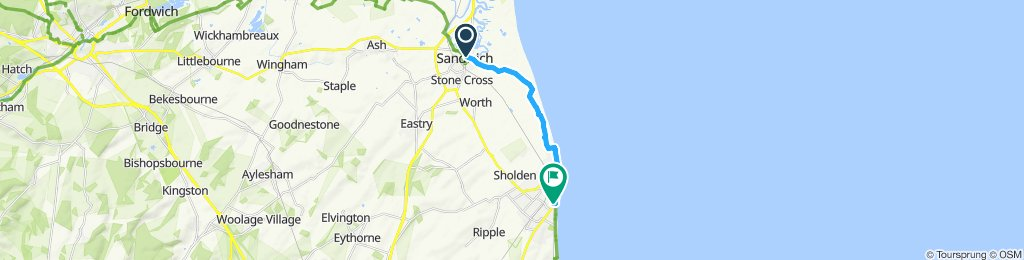 Relaxed route to Deal