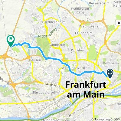 Frankfurt Heerstraße