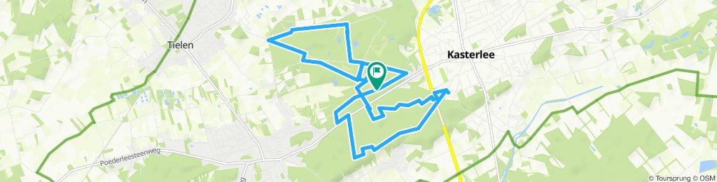 Easy ride in Voorburg