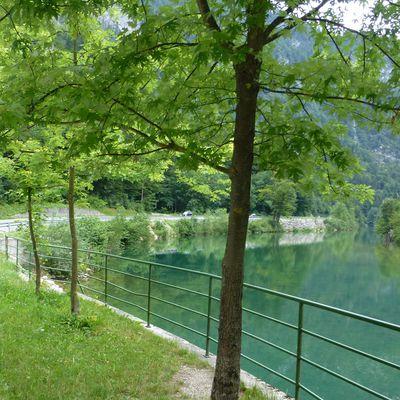 2019. VII. 11. Bohinji-tó - Bledi-tó
