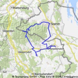 Im Soproner Gebirge