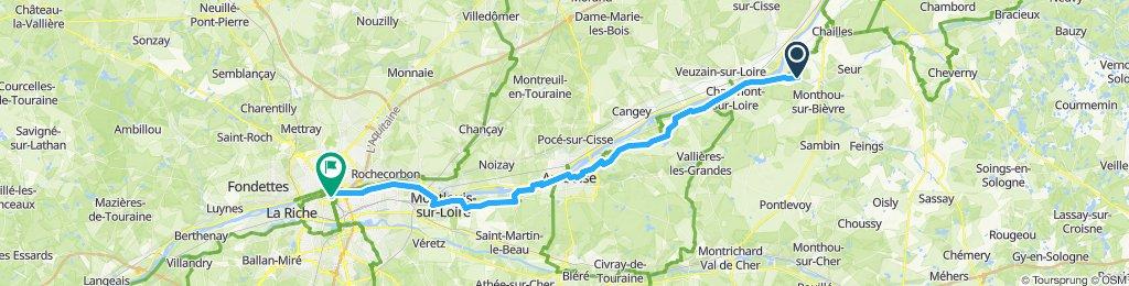 Blois-Tours (Amboise)