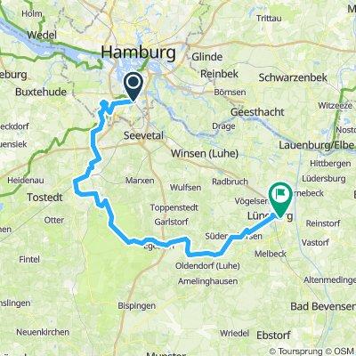Harburger-Berge-Rückweg