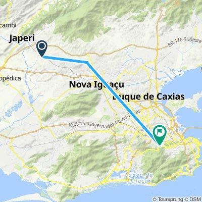 Corumbá nova Iguaçu RJ a xerem