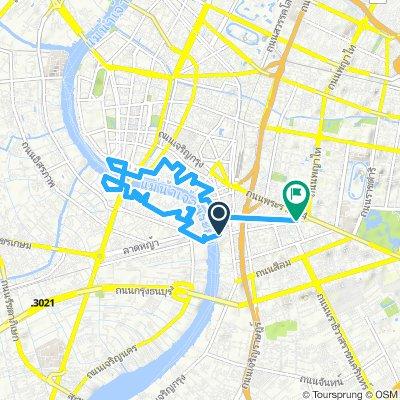 Bangkok - River China Town