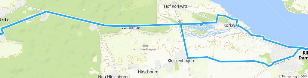 von Graal-Müritz- Ribnitz-Damgarten