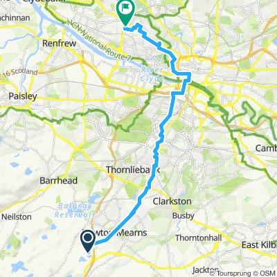 Tour de Wielka Brytania & Irlandia 2019 dzień 10