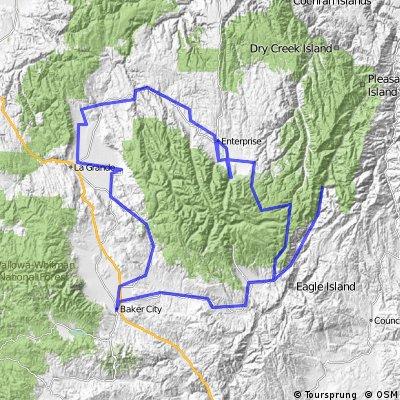 Cycle Oregon 09/2008