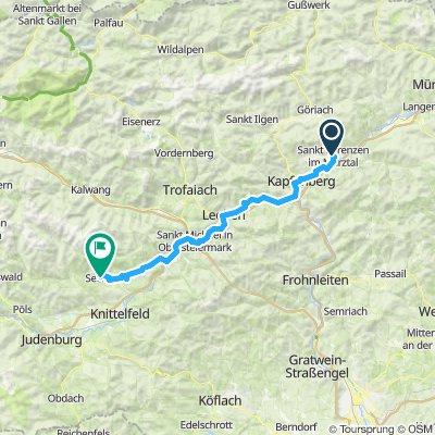 Sankt Lorenzen - Seckau
